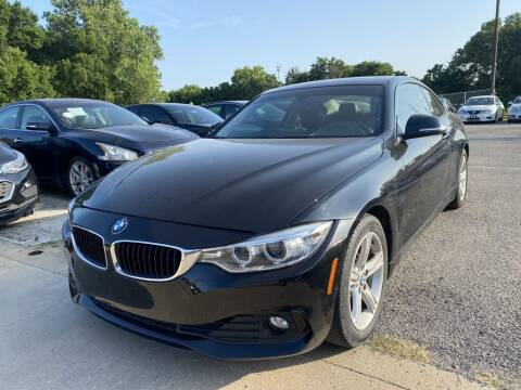 2014 BMW 4 Series for sale at Pary's Auto Sales in Garland TX