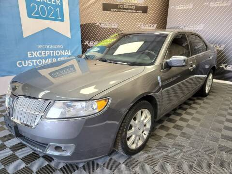 2011 Lincoln MKZ for sale at X Drive Auto Sales Inc. in Dearborn Heights MI