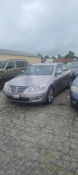 2010 Hyundai Genesis for sale at Chicago Auto Exchange in South Chicago Heights IL