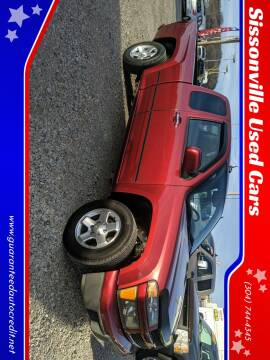 2011 Chevrolet Colorado for sale at Sissonville Used Cars in Charleston WV