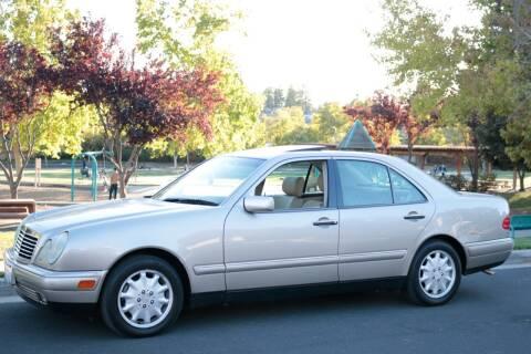 1999 Mercedes-Benz E-Class for sale at California Diversified Venture in Livermore CA