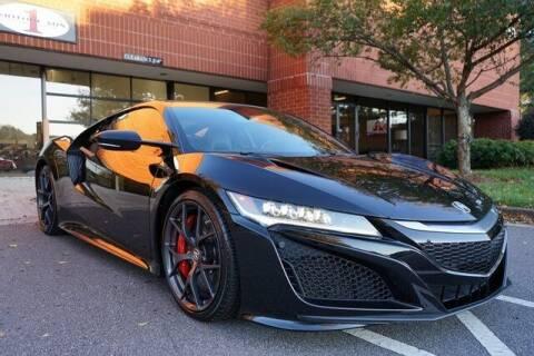 2017 Acura NSX for sale at Team One Motorcars, LLC in Marietta GA