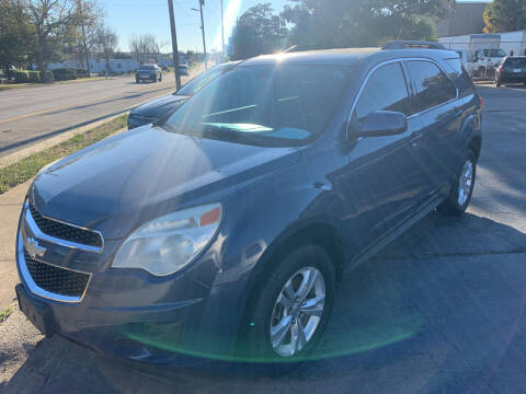 2011 Chevrolet Equinox for sale at LEE AUTO SALES & SERVICE INC in Valdosta GA