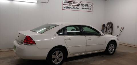 2008 Chevrolet Impala for sale at SS Auto Sales in Brookings SD