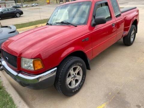 2003 Ford Ranger for sale at Car Solutions llc in Augusta KS