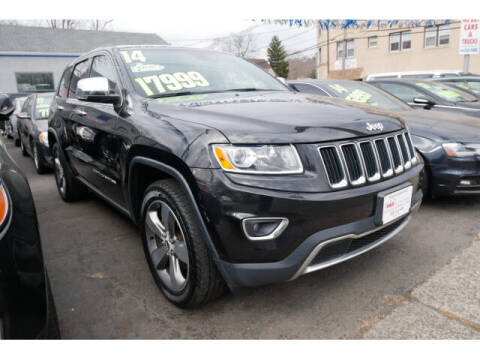 2014 Jeep Grand Cherokee for sale at M & R Auto Sales INC. in North Plainfield NJ