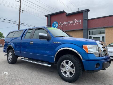 2010 Ford F-150 for sale at Automotive Solutions in Louisville KY