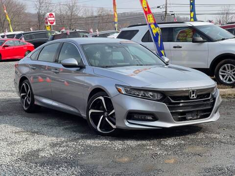2020 Honda Accord for sale at A&M Auto Sale in Edgewood MD