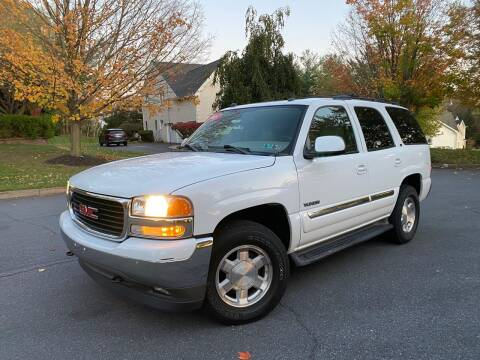 2005 GMC Yukon for sale at PA Auto World in Levittown PA