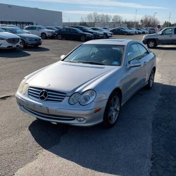 2005 Mercedes-Benz CLK for sale at CRS 1 LLC in Lakewood NJ