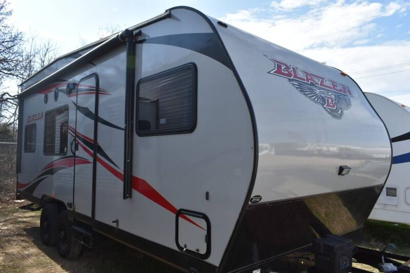 2020 Pacific Coachworks RV Blazen 2114LE for sale at Buy Here Pay Here RV in Burleson TX