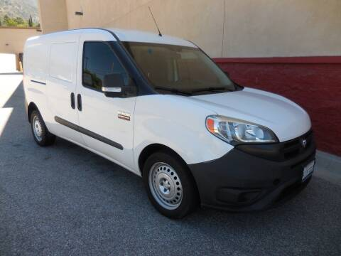 2016 RAM ProMaster City Cargo for sale at ARAX AUTO SALES in Tujunga CA