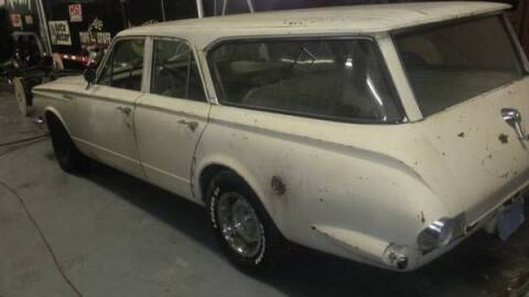 1965 Plymouth Valiant for sale at Classic Car Deals in Cadillac MI