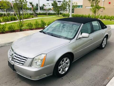 2006 Cadillac DTS for sale at LA Motors Miami in Miami FL