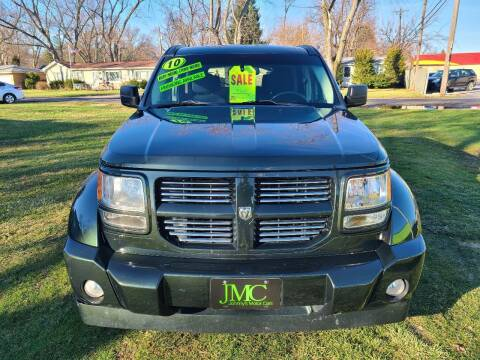 2010 Dodge Nitro for sale at Johnny's Motor Cars in Toledo OH