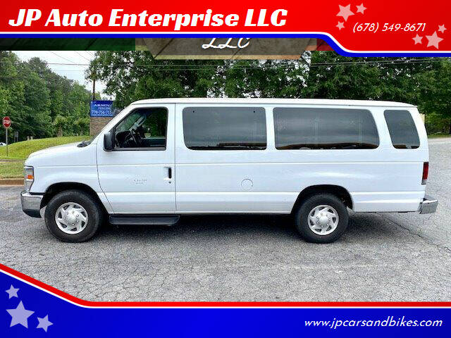 2012 Ford E-Series Wagon for sale at JP Auto Enterprise LLC in Duluth GA