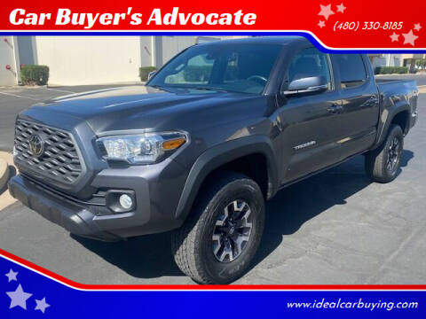 2020 Toyota Tacoma for sale at Car Buyer's Advocate in Phoenix AZ