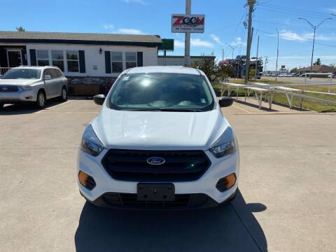 2018 Ford Escape for sale at Zoom Auto Sales in Oklahoma City OK