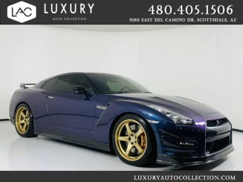 2013 Nissan GT-R for sale at Luxury Auto Collection in Scottsdale AZ