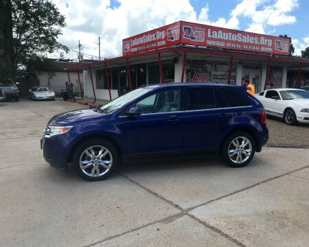 2013 Ford Edge for sale at LA Auto Sales in Monroe LA