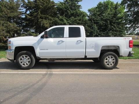 2017 Chevrolet Silverado 2500HD for sale at Joe's Motor Company in Hazard NE