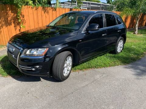 2012 Audi Q5 for sale at FINANCIAL CLAIMS & SERVICING INC in Hollywood FL