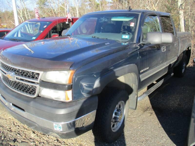 2007 Chevrolet Silverado 2500HD Classic for sale at Metropolis Auto Sales in Pelham NH