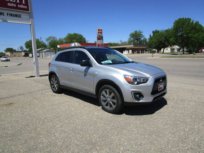 2013 Mitsubishi Outlander Sport for sale at Padgett Auto Sales in Aberdeen SD