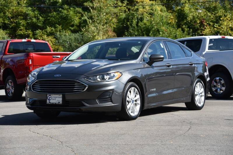 2019 Ford Fusion Hybrid for sale in Ravena, NY
