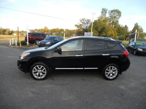 2011 Nissan Rogue for sale at All Cars and Trucks in Buena NJ