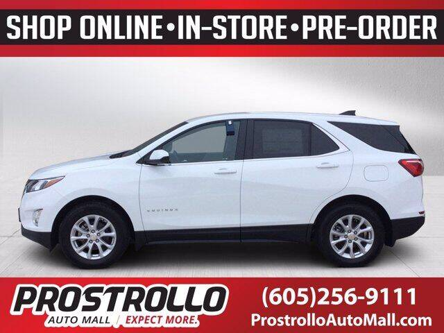 2021 Chevrolet Equinox for sale in Madison, SD