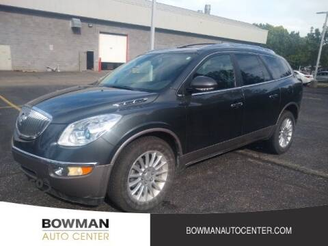 2011 Buick Enclave for sale at Bowman Auto Center in Clarkston MI