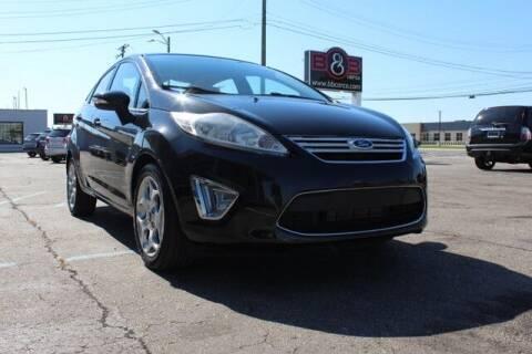 2011 Ford Fiesta for sale at B & B Car Co Inc. in Clinton Township MI