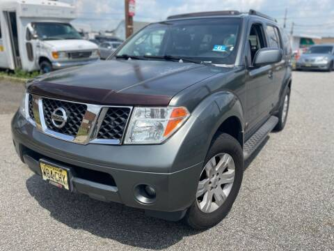 2007 Nissan Pathfinder for sale at A1 Auto Mall LLC in Hasbrouck Heights NJ