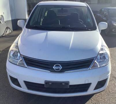2010 Nissan Versa for sale at GPS Motors in Denver CO