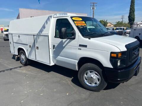 2011 Ford E-Series Chassis for sale at Auto Wholesale Company in Santa Ana CA