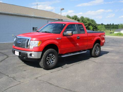 2011 Ford F-150 for sale at Plainfield Auto Sales, LLC in Plainfield WI