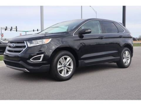 2017 Ford Edge for sale at Napleton Autowerks in Springfield MO