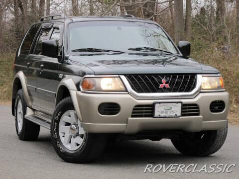 2001 Mitsubishi Montero Sport for sale at Isuzu Classic in Cream Ridge NJ