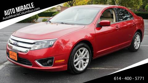 2011 Ford Fusion for sale at Auto Miracle in Columbus OH