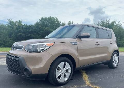 2015 Kia Soul for sale at Crawley Motor Co in Parsons TN
