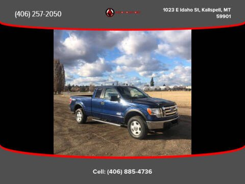2012 Ford F-150 for sale at Auto Solutions in Kalispell MT