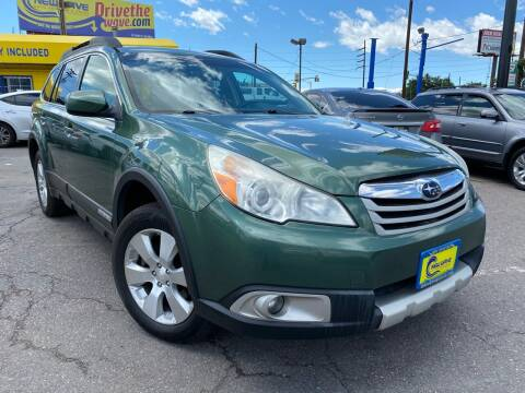 2011 Subaru Outback for sale at New Wave Auto Brokers & Sales in Denver CO