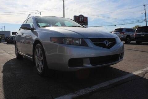 2004 Acura TSX for sale at B & B Car Co Inc. in Clinton Township MI