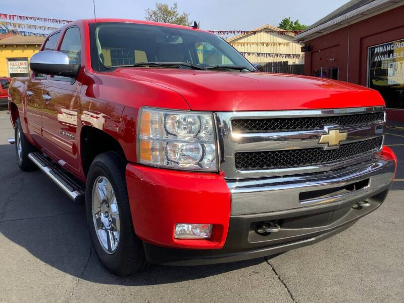2011 Chevrolet Silverado 1500 for sale at Active Auto Sales in Hatboro PA