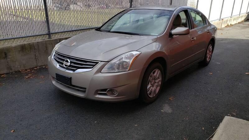 2012 Nissan Altima for sale at J & T Auto Sales in Warwick RI