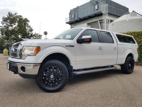 2011 Ford F-150 for sale at San Diego Auto Solutions in Escondido CA