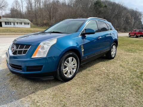 2010 Cadillac SRX for sale at ABINGDON AUTOMART LLC in Abingdon VA
