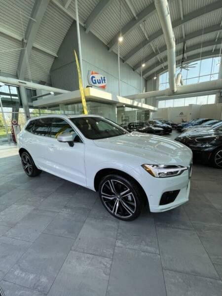 2019 Volvo XC60 for sale at Motorcars Washington in Chantilly VA