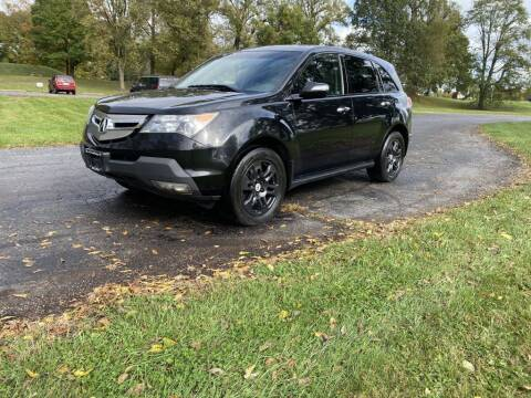 2009 Acura MDX for sale at Moundbuilders Motor Group in Heath OH
